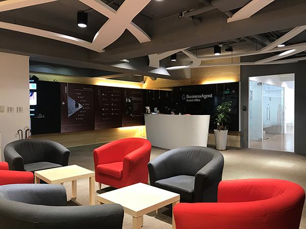 BAレンタルオフィス台湾