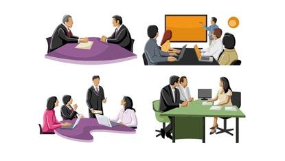 總是在開沒有效率的會議嗎?您需要了解的會議要點
