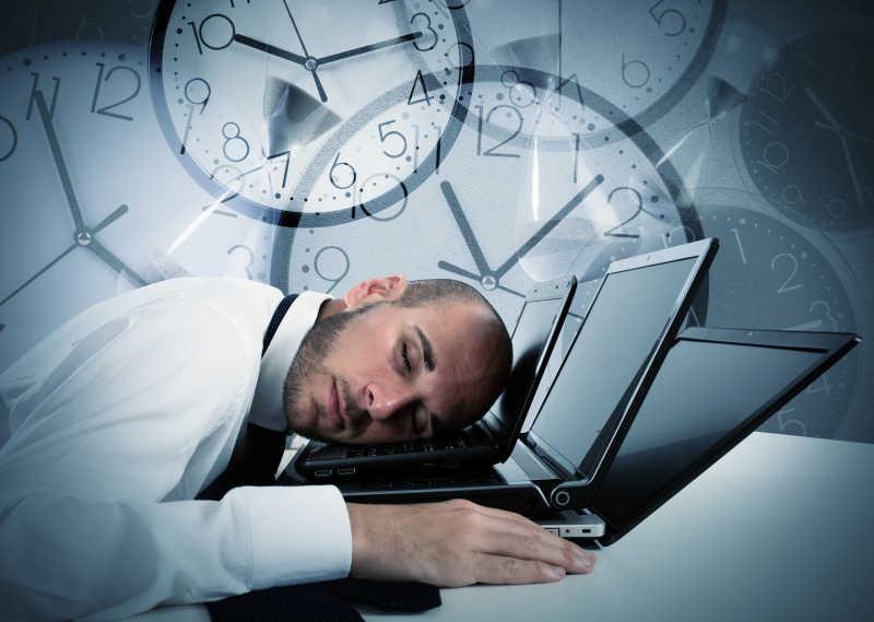 若出現以下6個徵兆,代表你過勞、人生失調!請小心!